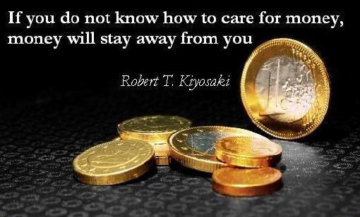 Kiyosaki quote