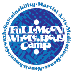 Full Moon Whole Body Camp offers holistic events including food, yoga, martial arts, and more.