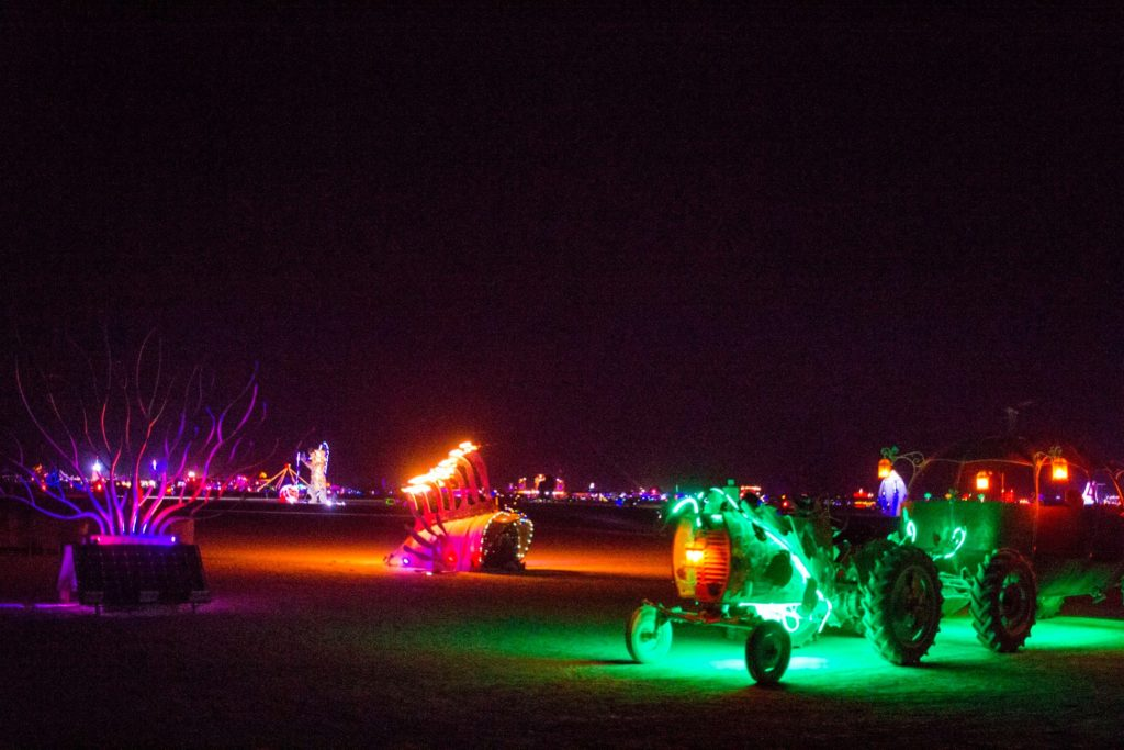 Leadership Lessons from Burning Man – Intro